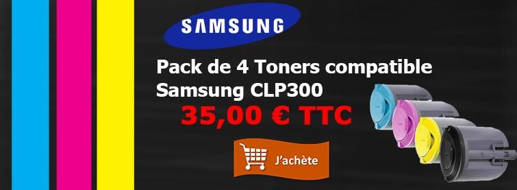 Samsung Pack Toners