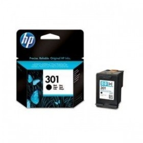 HP CH561EE / 301 - Cartouche Originale Noire