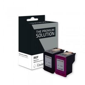 HP 302XL Pack Cartouches Remanufacturées Grande Capacité