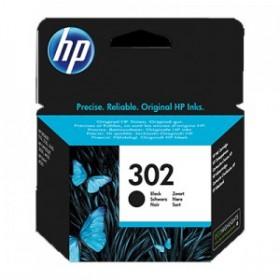 HP 302 - F6U66AE Noir Cartouche d'encre origine