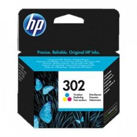 HP 302 - F6U65AE Couleurs Cartouche d'encre origine