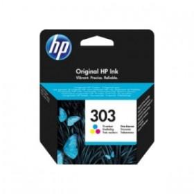 HP 303 - T6N01AE couleurs Cartouche d'encre origine