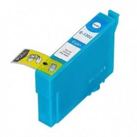 T1302 XL Cyan Cartouche  compatible Epson Premium
