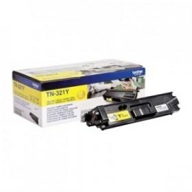 TN-321Y  jaune Toner laser origine Brother - 1500 pages