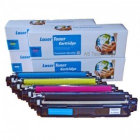 TN-326 Pack de 4 Toners compatible brother  (Noir, Cyan, Magenta, Jaune)