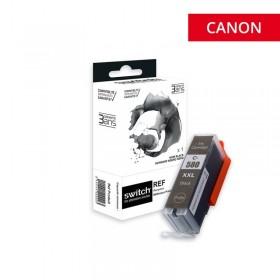 PGI-580 XXL  Cartouche encre compatible Canon Noir haute capacité-marque switch