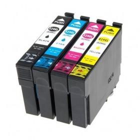 Pack 4 Cartouches Compatibles EPSON - Série Fraise XP-235