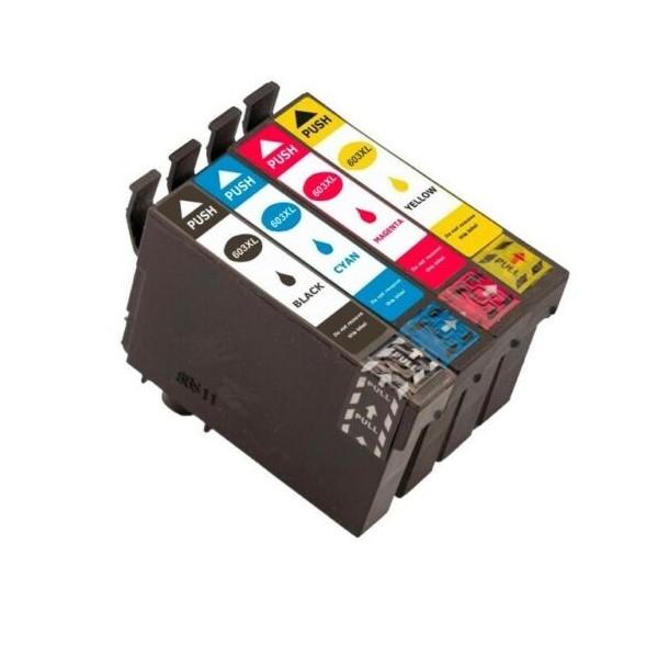 Epson 603XL Pack cartouches d'encre compatibles Grande Capacité