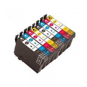 Epson 603XL , pack de 8  cartouches d'encre compatibles Grande Capacité -