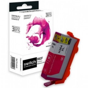 HP 364 XL Magenta Cartouche Compatible Grande Capacité - Switch