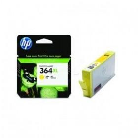 HP 364 XL / CB324EE Jaune Cartouche d'encre origine grande capacité