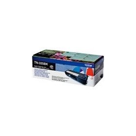 Toner laser origine Brother TN325BK Noir