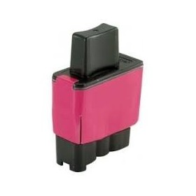 LC900M : Cartouche Compatible Brother Magenta