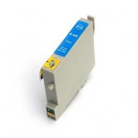 T0442 Cyan Cartouche Compatible Epson Premium