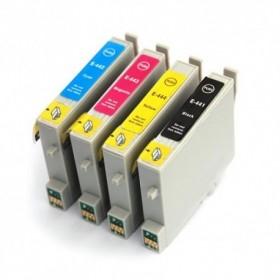 T044 Cartouches Compatibles Pack Epson Premium