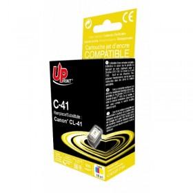 CL41 Couleur  : Cartouche  CANON Remanufacturée - UPRINT