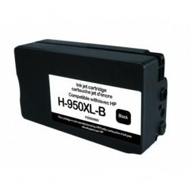 HP 950 XL  Noir : Cartouche Compatible PREMIUM Grande Capacité  UPRINT