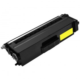 TN-326 Y /TN 326Y Cartouche de Toner Compatible Brother Jaune