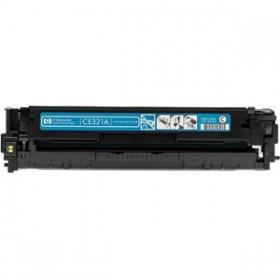 CE321A 128A Toner Compatible HP Cyan