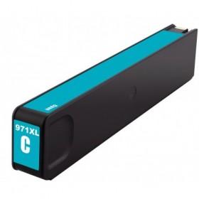 compatible HP 971XL C Cyan - 6600 pages-Haute Capacité.