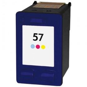 HP 57 - CARTOUCHE D'ENCRE GENERIQUE COMPATIBLE COULEUR HP57