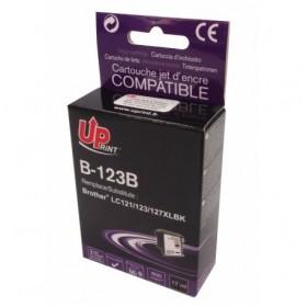 LC121/123 XL  Noire Cartouche Brother compatible Premium Grande Capacité