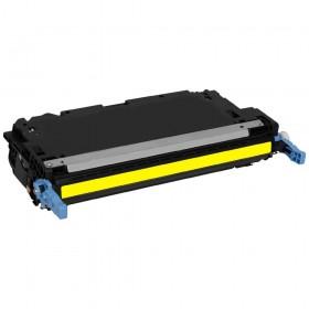 C9732A - Toner générique C9732A jaune pour imprimante HP CLJ 5500