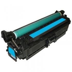 HP 507A - Toner générique équivalent au modèle HP CE401A pour HP LaserJet Enterprise 500 cyan