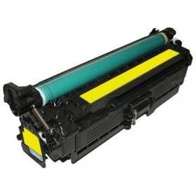 HP 507A - Toner générique équivalent au modèle HP CE402A pour HP LaserJet Enterprise 500 jaune