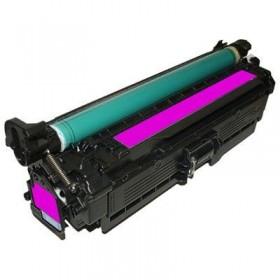 HP 507A - Toner générique équivalent au modèle HP CE403A pour HP LaserJet Enterprise 500 magenta