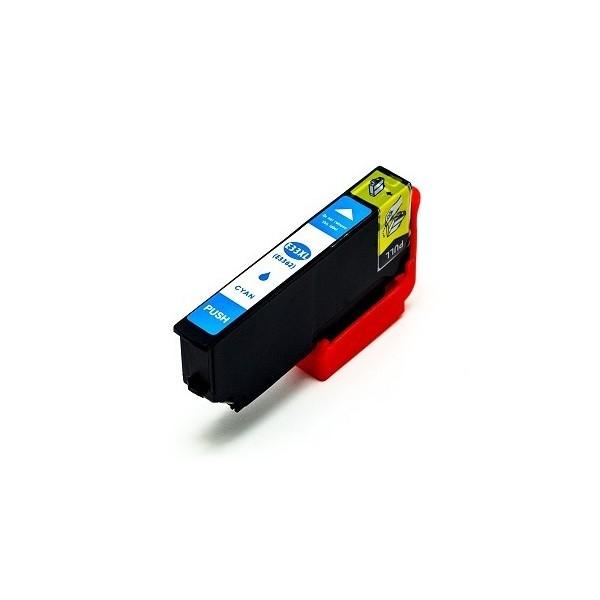 T3362 XL / T33XL  Cartouche Cyan compatible Epson - Série Orange