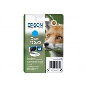 Epson T1282 Renard - cyan - originale - cartouche d'encre