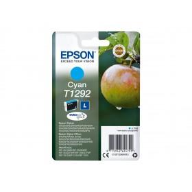 Epson T1292 Pomme - cyan - originale - cartouche d'encre