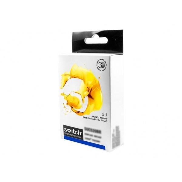 Epson T26XL Ours polaire compatible SWITCH - à rendement élevé - jaune - cartouche d'encre Ref. 79381733