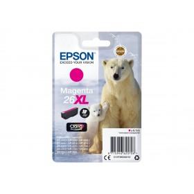 Epson T26XL Ours Polaire - à rendement élevé - magenta - originale - cartouche d'encre
