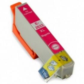 T2633 XL Magenta Cartouche Epson Compatible Premium Grande Capacité