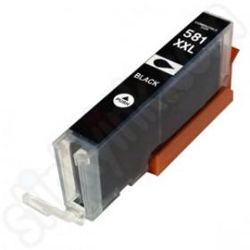 Cartouche encre compatible Canon CLI-581 XXL Noir haute capacité