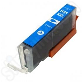 Cartouche encre compatible Canon CLI-581 XXL Cyan haute capacité