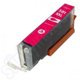 Cartouche encre compatible Canon CLI-581 XXL Magenta haute capacité