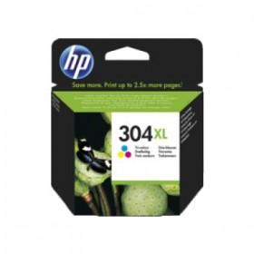 Cartouche d'encre origine HP 304 XL - N9K07AE Couleurs - 300 pages