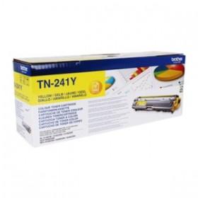 Toner laser origine Brother TN-241Y Jaune