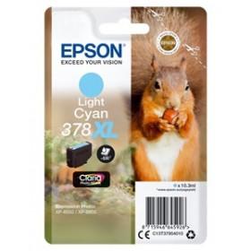 CARTOUCHE ORIGINE MARQUE Epson 378XL Cyan - (Cartouche d encre Cyan (brillant)