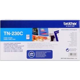 Toner laser origine Brother TN230 Cyan