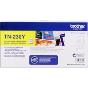 Toner laser origine Brother TN230 Jaune