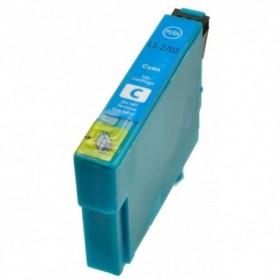 T2712 XL  Cyan Cartouche Compatible Epson Premium Grande Capacité