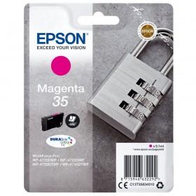 Epson 35 / T3583 Cartouche d'encre Epson Cadenas Magenta original