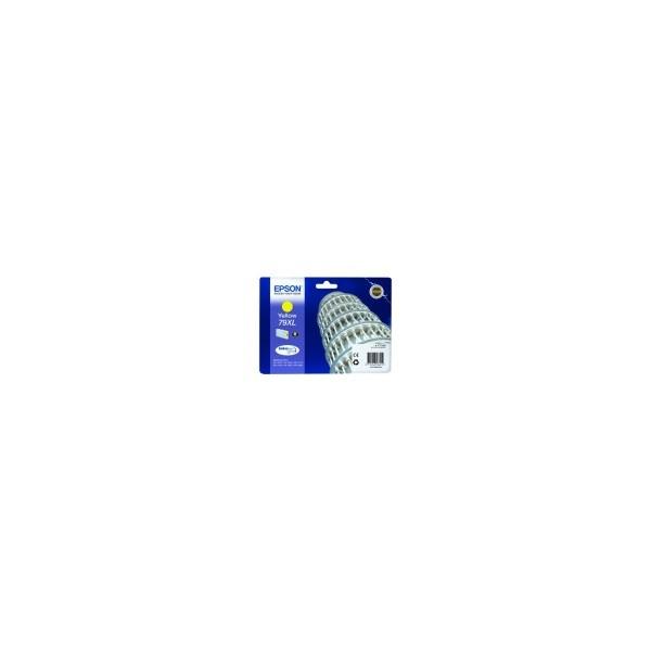 Epson 79XL T79034Original Jaune Cartouche encre